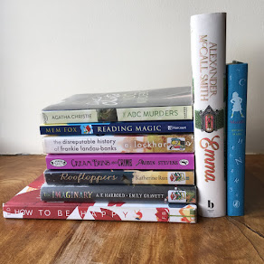 What is Mummy BookBairn reading?
