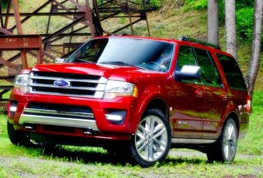 Ford Expedition Platinum Edition