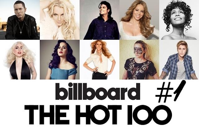 Estas son las 23 canciones que han debutado en el número uno del Billboard Hot 100