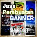 Jasa Pembuatan Banner murah Terpercaya di SHARE4RT