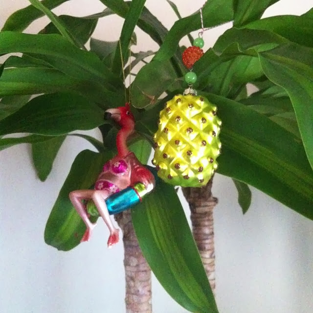 Tropical Christmas Decorations