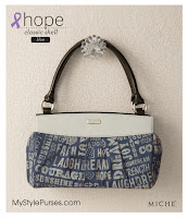 Miche Hope Classic Shell Blue