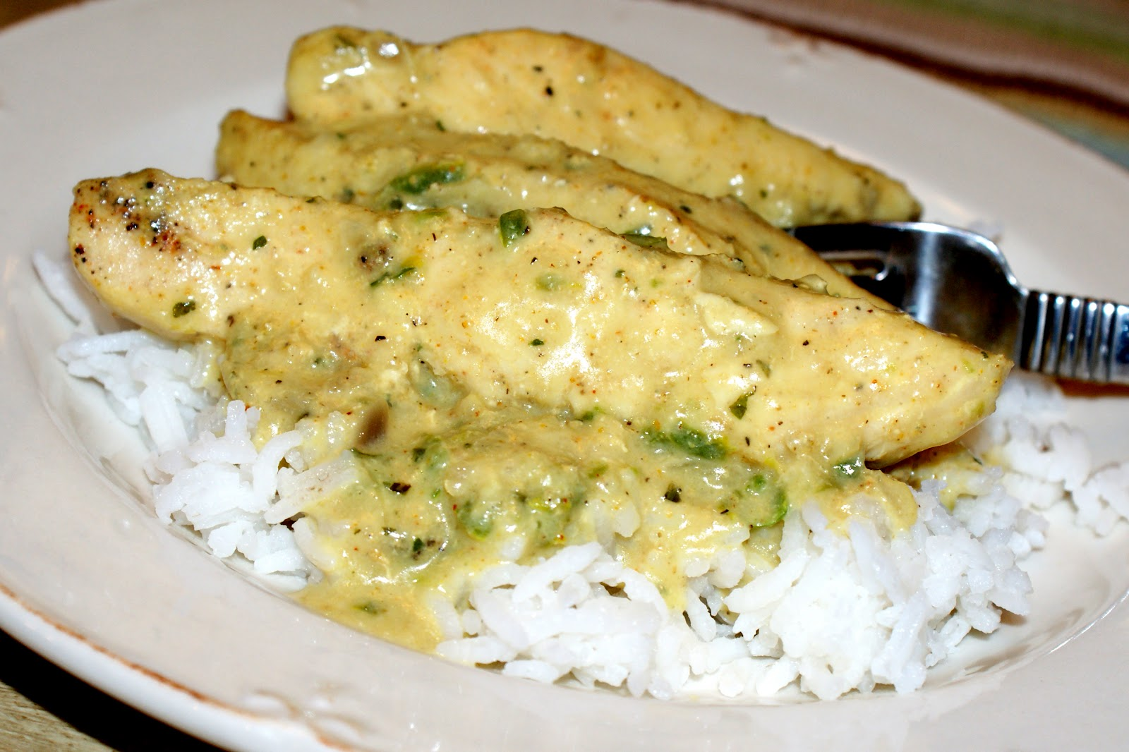 Snow Delicious: Basil Chicken with Coconut Curry Sauce: Pinterest 5 ...