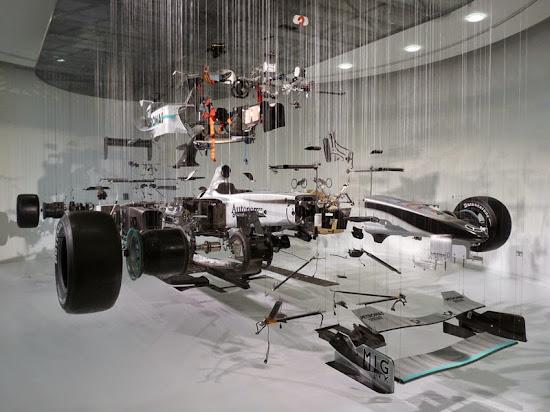 Mind-Blowing Car Cutaways