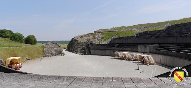 amphithéâtre gallo-romain de Grand