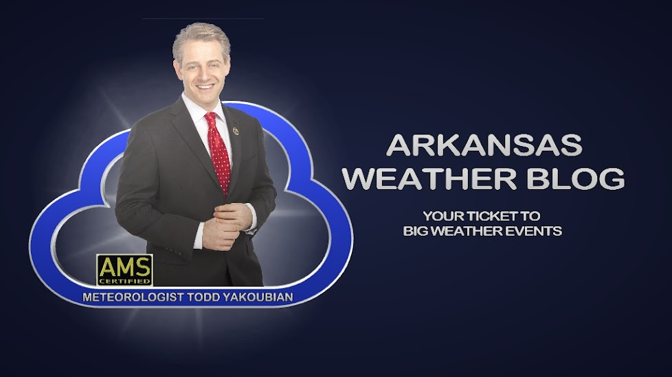 The Arkansas Weather Blog