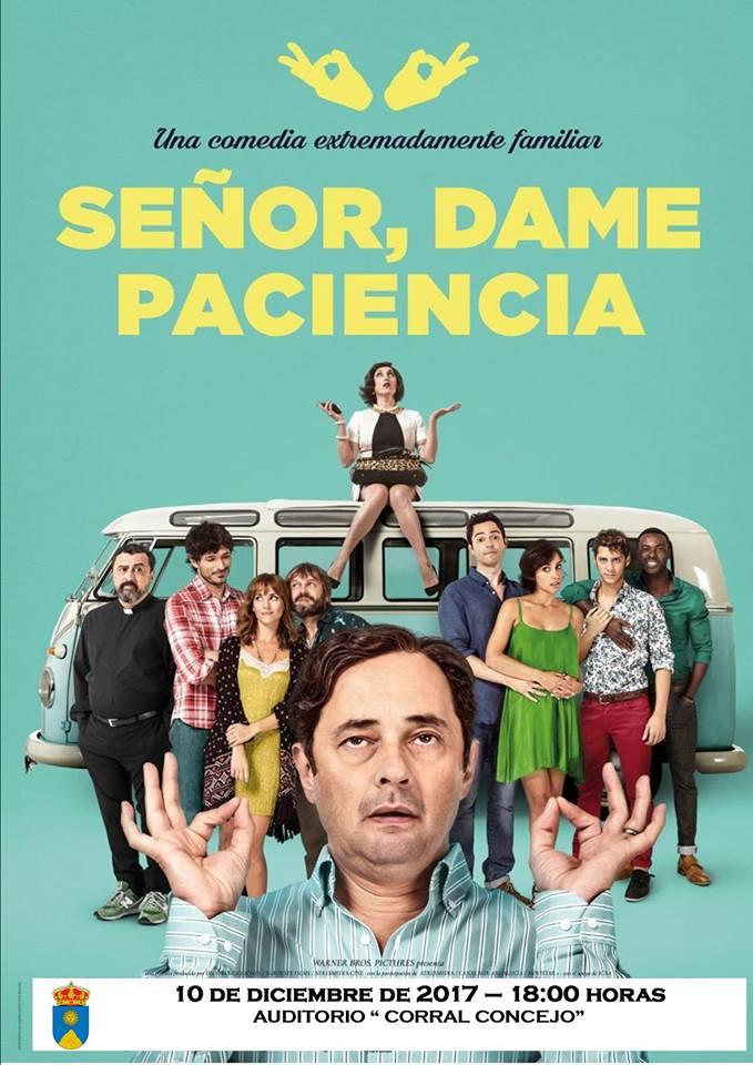 """Cine - """"Señor, dame paciencia"""""""