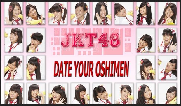 dating your oshimen