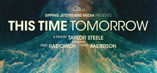 This Time Tomorrow surf Taylor Steele