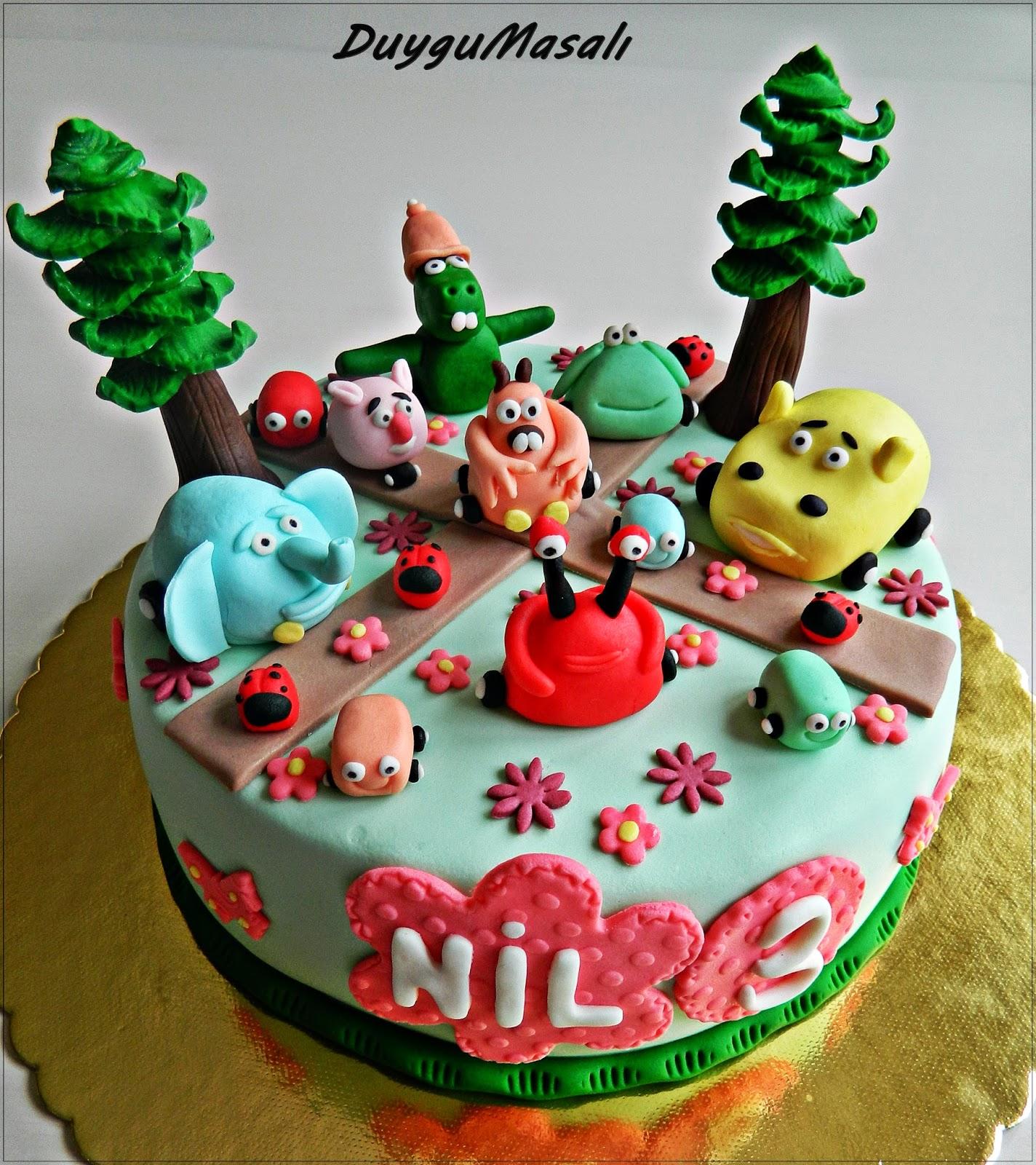 edirne orman kavşağı pasta