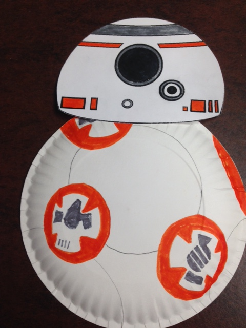 Silly fun time crafts projects and activities for for Star wars arts and crafts