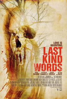 Watch Last Kind Words (2012) movie free online