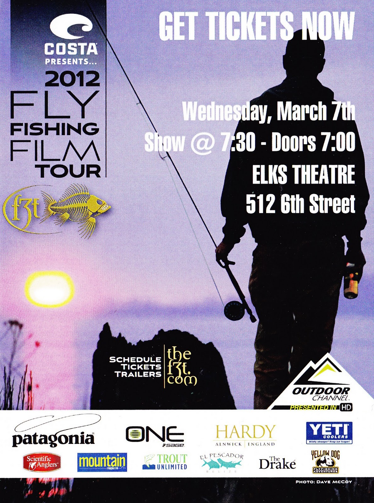 how to watch fly fishing film tour