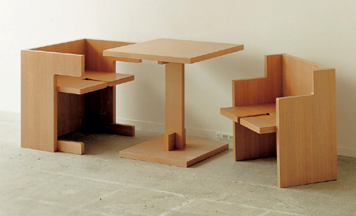 Carpinteria Muebles A Medida Mesa De Madera Cubo Compacto