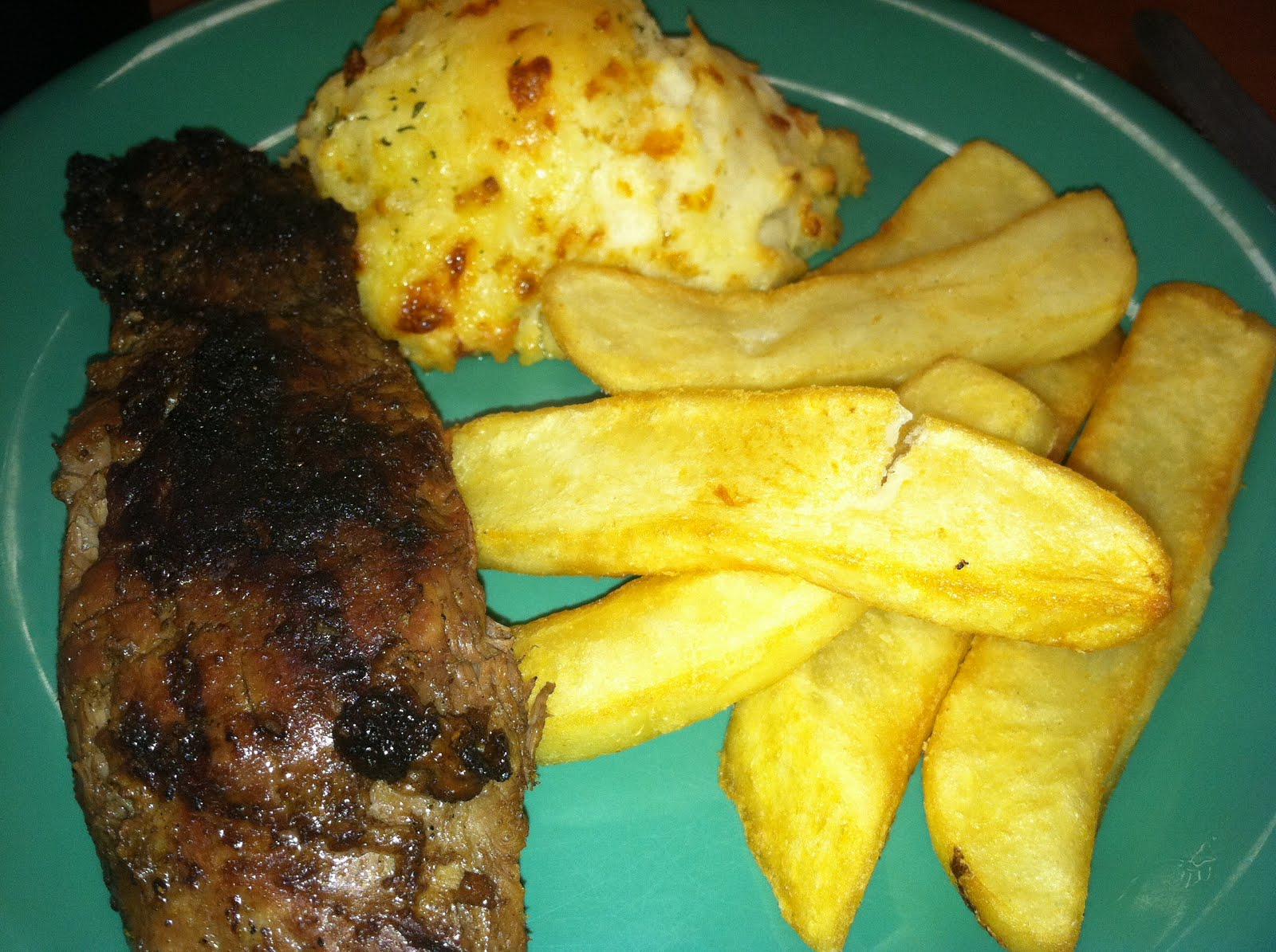 French Fry Diary: French Fry Diary 247: Golden Corral