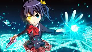 Rikka Takanashi z ujawnionym syndromem gimbusa myśli, że ma moc