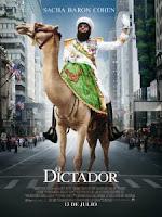 El dictador (2012) online y gratis