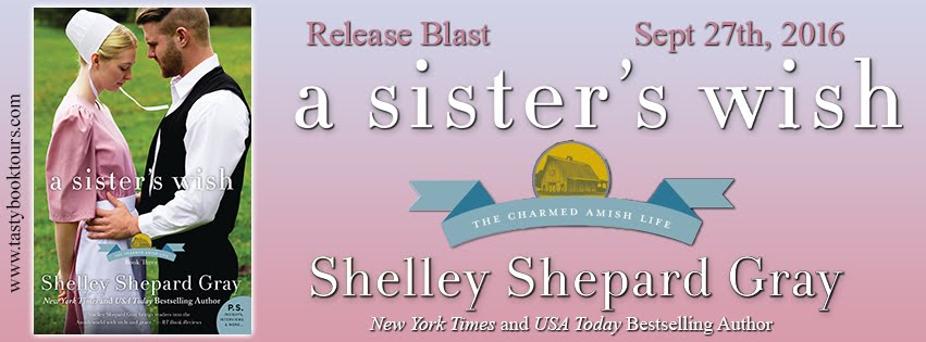 """""""A Sister's Wish"""" by Shelley Shepard Gray"""