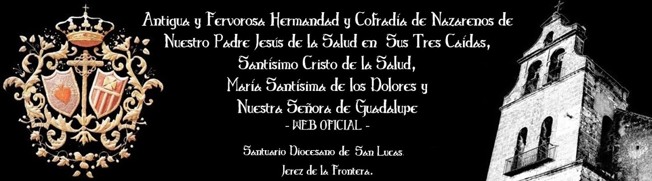 Hdad. Tres  Caídas (Jerez de la Fra.)