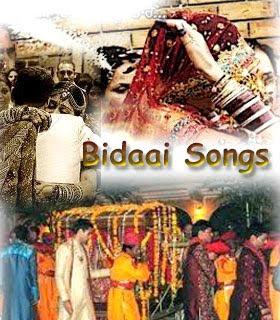 Marriage Bidai Songs
