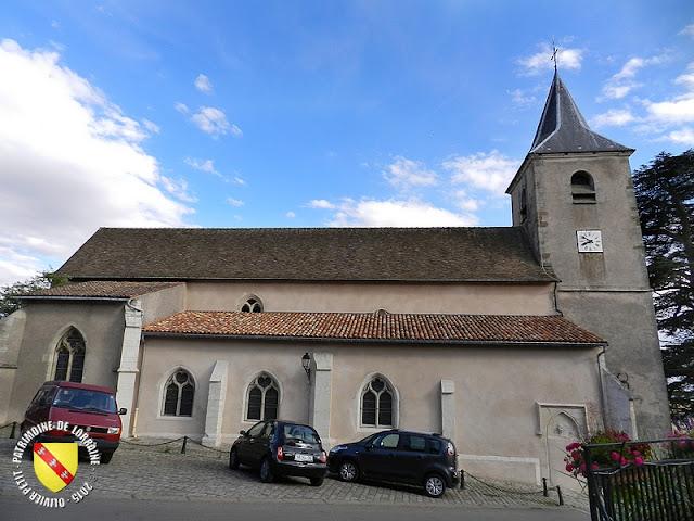 AMANCE (54) - Eglise