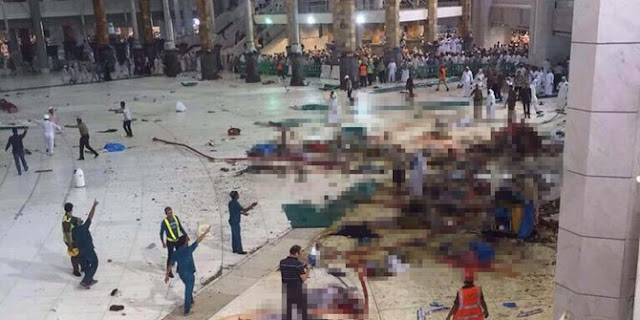 jumlah korban akibat crane yang jatuh di masjidil haram mekkah-1