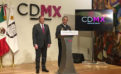 Acuerdan Hacienda y CDMX destinar 3 mil 371 mdp para reconstrucción