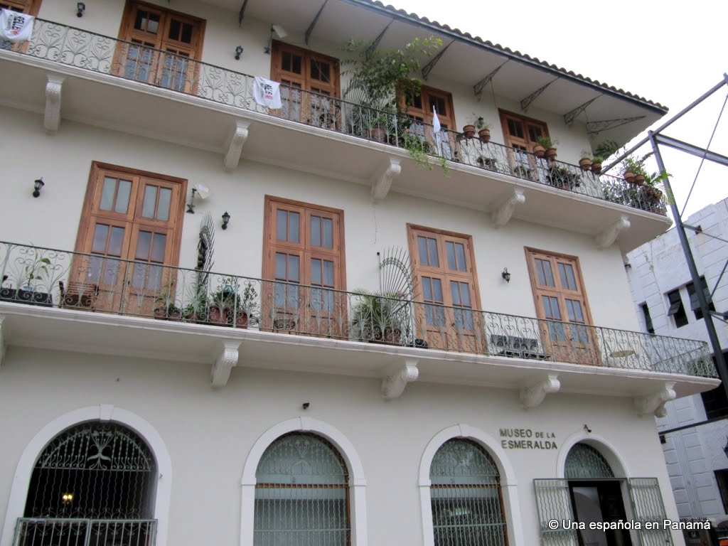 museo esmeralda panama