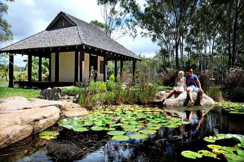 Toondoon Botanical Gardens - Gladstone city