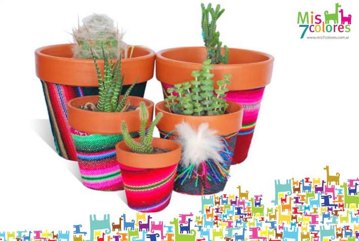 Mis 7 colores decora tu jardin for Decora tu jardin