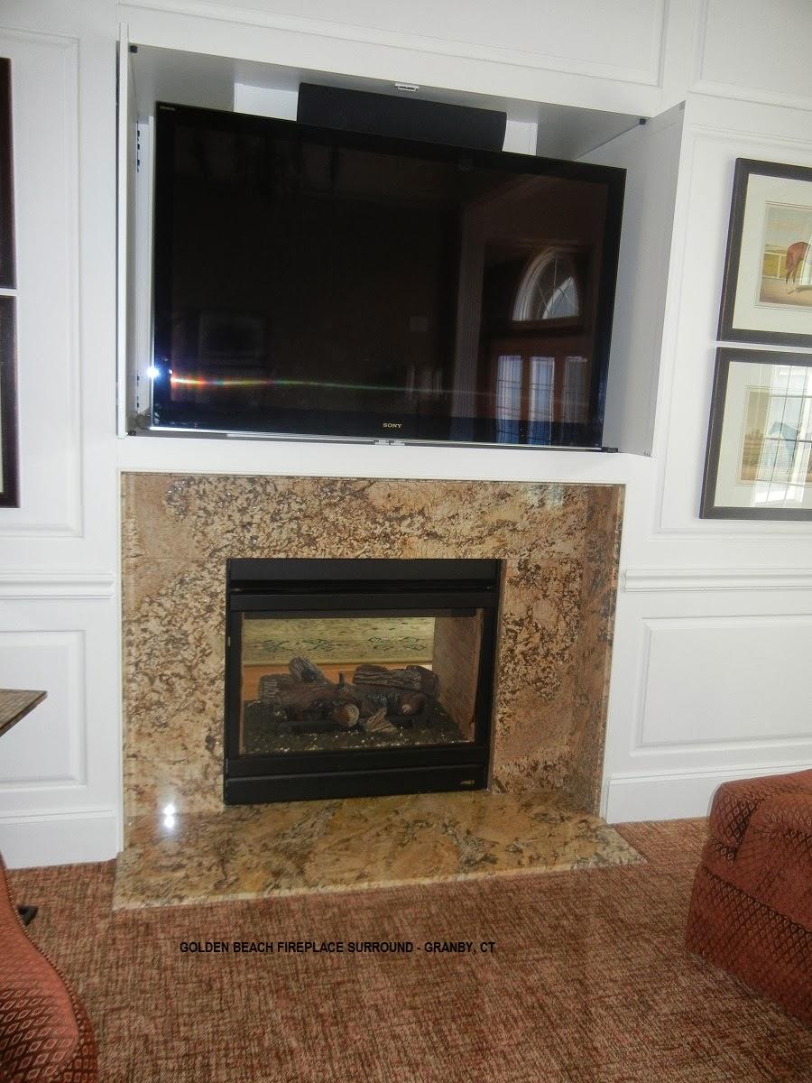 dublin fireplace round ideas kw surround corbel designs steel granite black