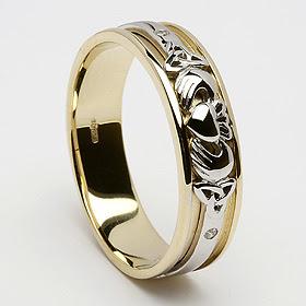 Bolehkah lelaki memakai cincin/barang perhiasan bertatahkan berlian
