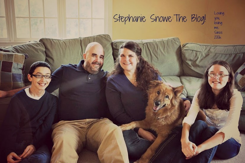 Stephanie Snowe: The Blog!