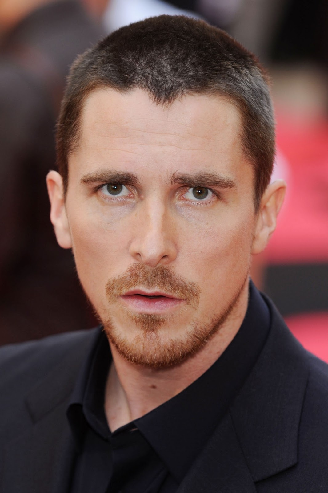 Christian Bale Hairstyles Men Hairstyles Short Long