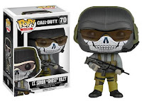 "Funko Pop! Lt. Simon ""Ghost"" Riley"