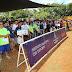 Inauguran Torneo de Futbol de Barrios y Comisarías
