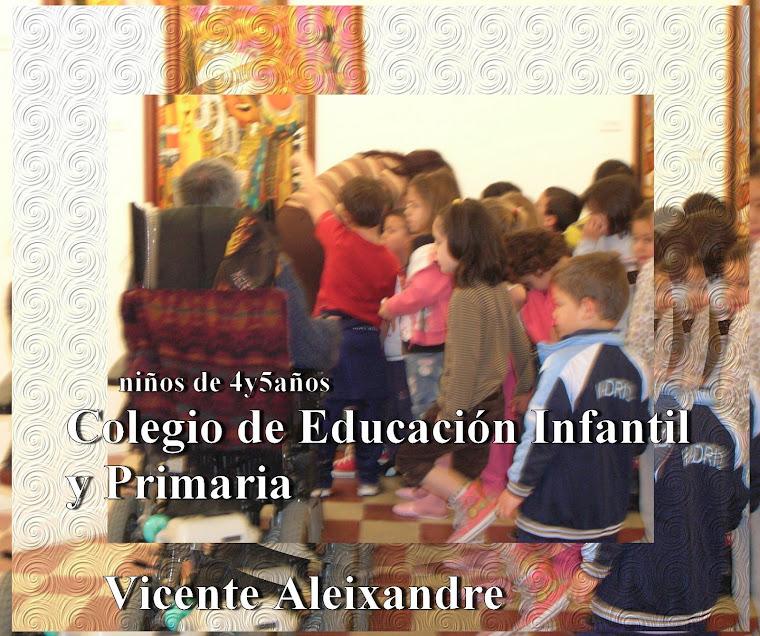 """""""VISITA DEL COLEGIO DE EDUCACIÓN INFANTIL Y PRIMARIA VICENTE ALEXANDER MÁLAGA"""""""