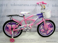 1 Sepeda Anak GoodWay Diva 18 Inci
