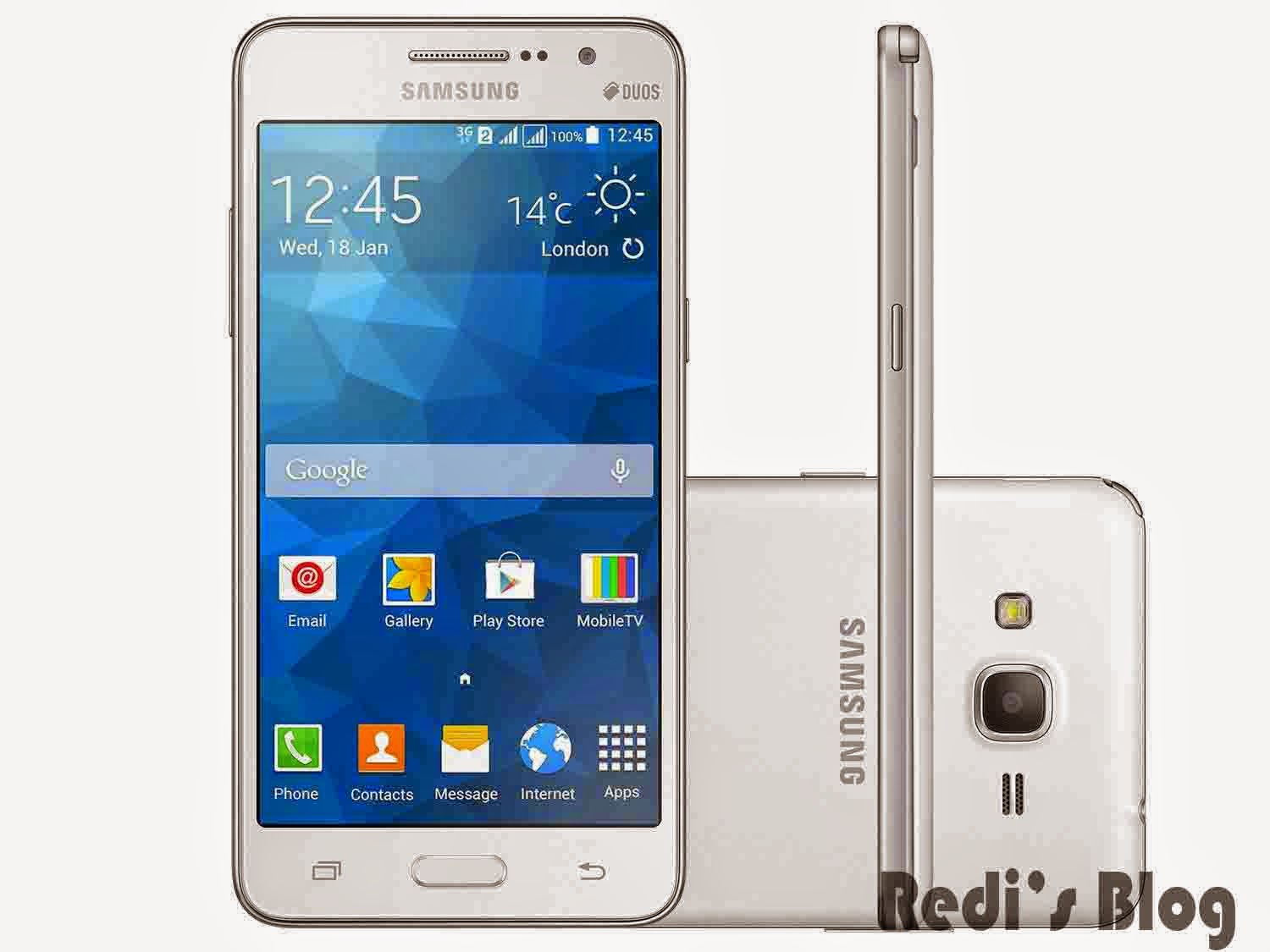 Download Firmware Kitkat Samsung Galaxy Grand Prime SM-G530H