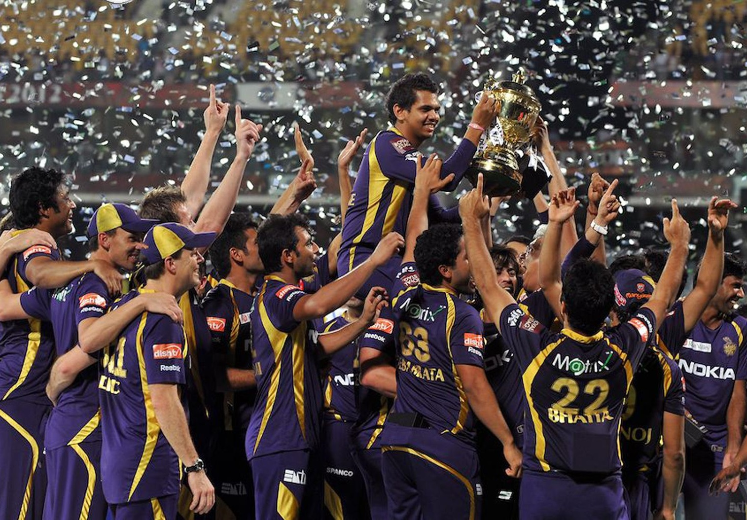 kolkata knights riders
