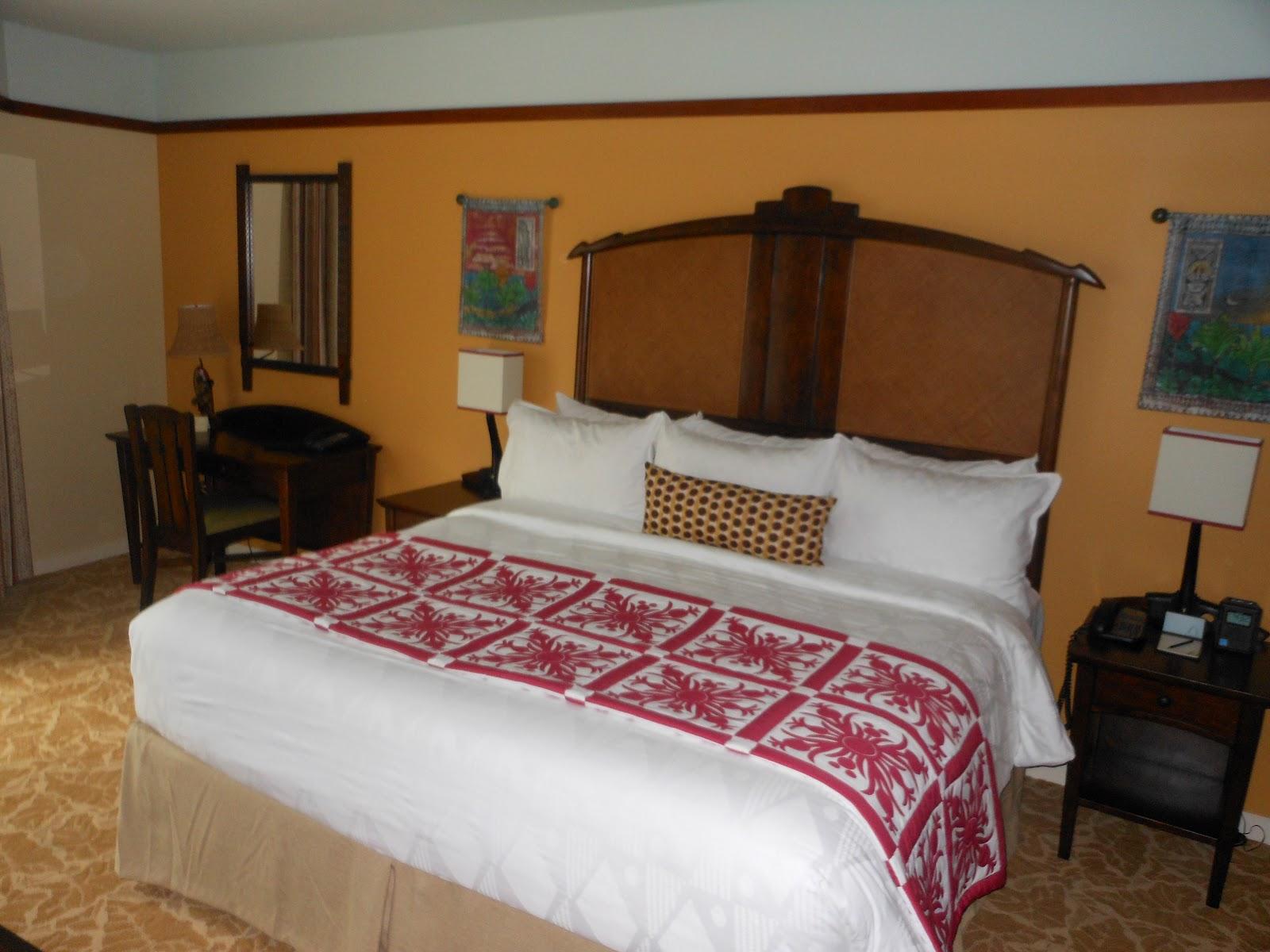 One bedroom Villa in Paradise- Aulani - Tips from the Disney Divas ...