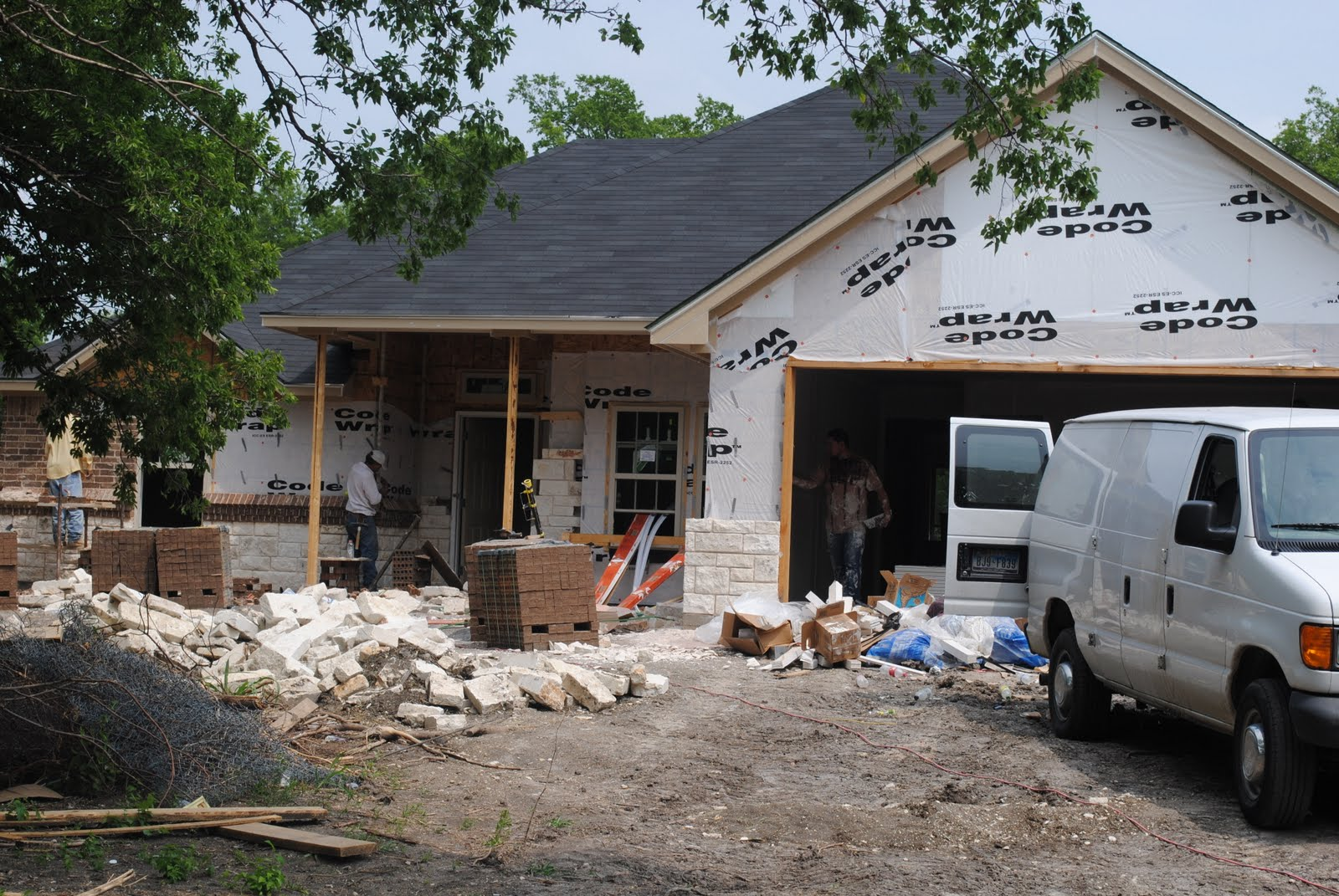 Trinity Classic Homes Old Town Aledo Spec