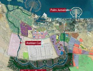 Arabian Canal