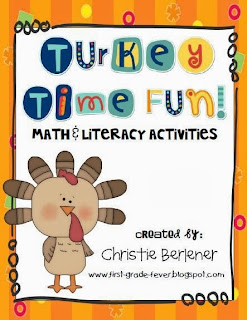 http://www.teacherspayteachers.com/Product/Turkey-Time-Fun-Math-Literacy-Unit-167713