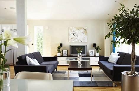 tips dekorasi ruang tamu untuk rumah minimalis