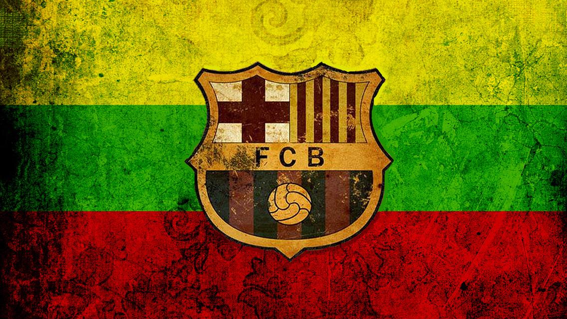 Barcelona 2012 - Free Download FC Barcelona HD Wallpapers for iPhone 5