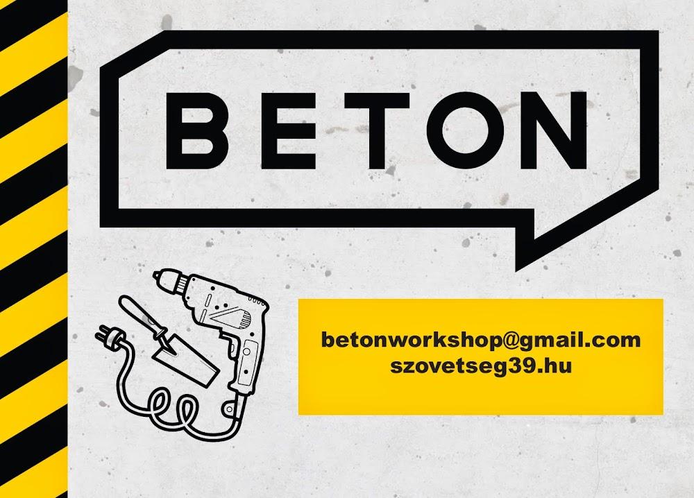 BETON BETONWORKSHOP