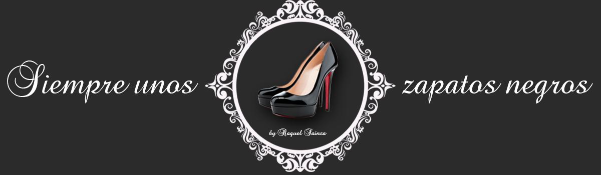 Siempre unos zapatos negros