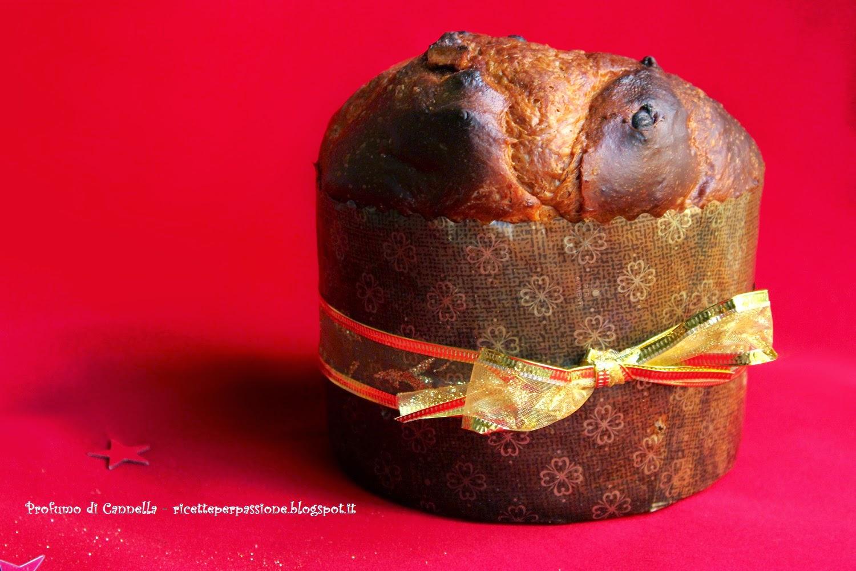 il panettone - ricetta passo passo, senza stress e con la macchina del pane