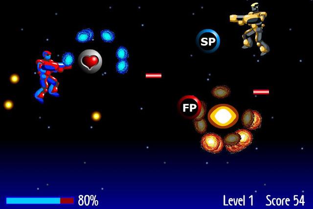 Acımasız robot savaşçı oyunu oyna acımasız robot